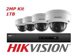 HIk Vision Value IP CCTV Package