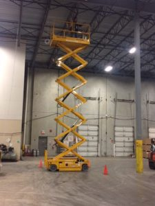 CCTV Installations in warehouses