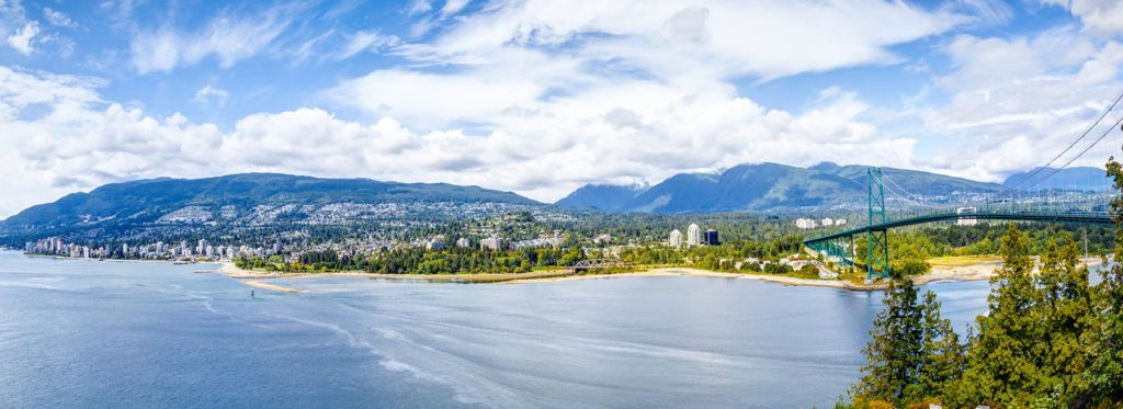 West Vancouver District Camera Service Area