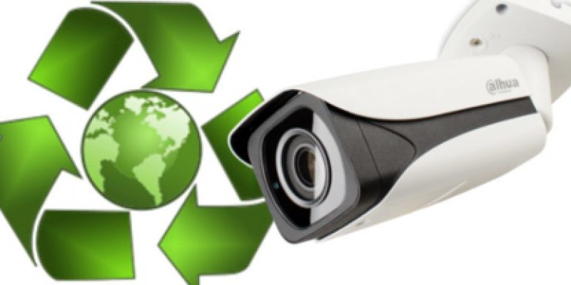 ECO Friendly CCTV