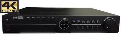 4K NVR for CCTV Cameras