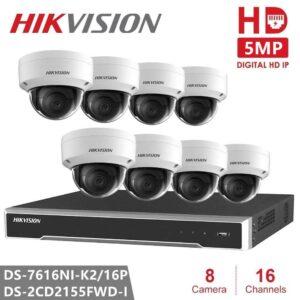 Hikvision 5MP Kit